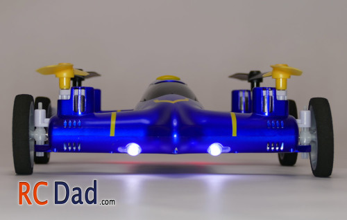 rc quadcopter car
