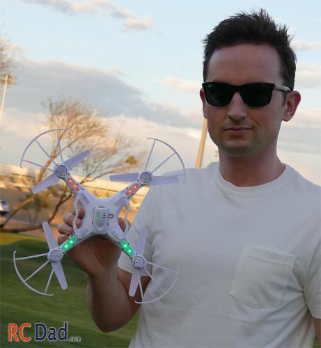 rc quadcopter syma