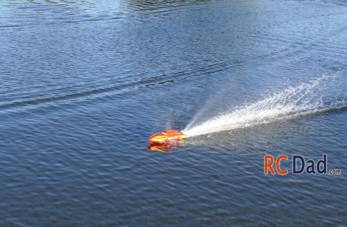 recoil boat 2