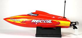 recoil boat small
