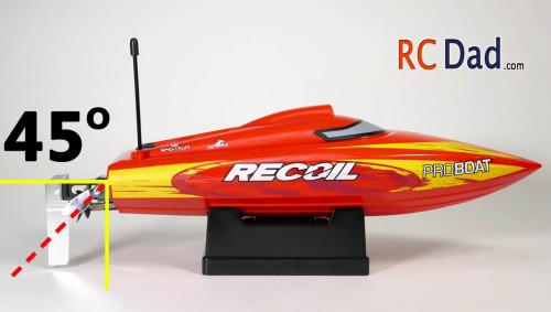 recoil proboat rc boat