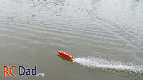 remote controlled boat