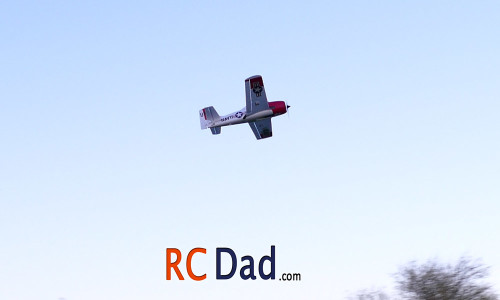 small rc airplane