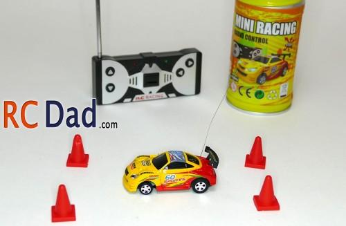 small rc car radio control