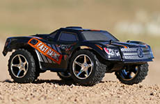 small rc car