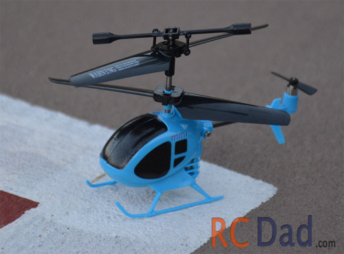 small rc helicopter