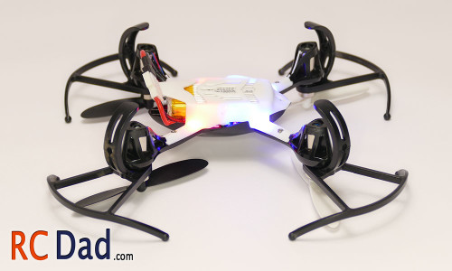 small rc quadcopter