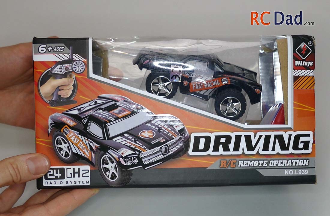 small rc truck