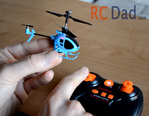 smallest rc helicopter