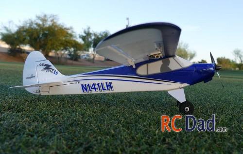 sport cub rc airplane