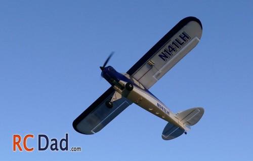 sport cub s airplane