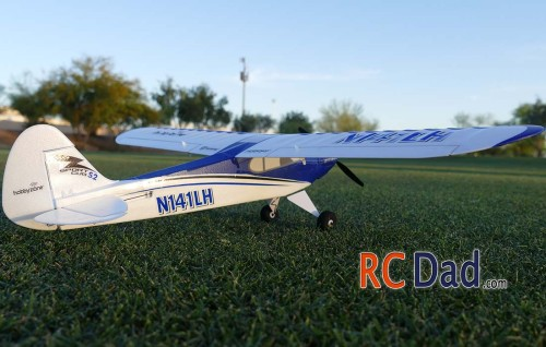 sport cub s2 rc airplane