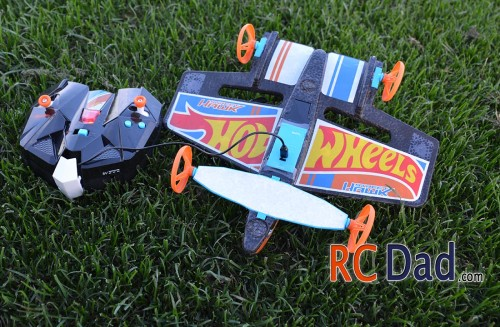 street hawk rc flying car