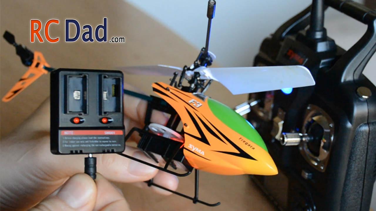 Syma F3 Single Rotor Helicopter | rcdad com