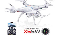 syma fpv rc quadcopter