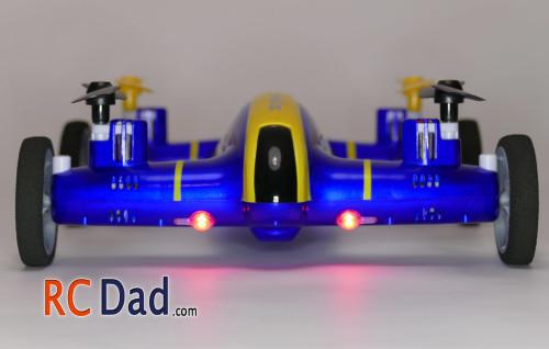 Syma rc flying car