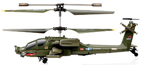 syma s109 apache helicopter
