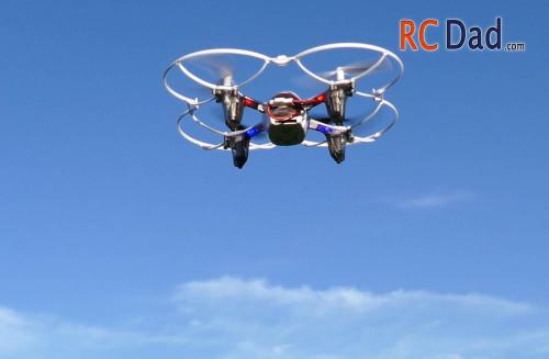 syma x11 quadcopter
