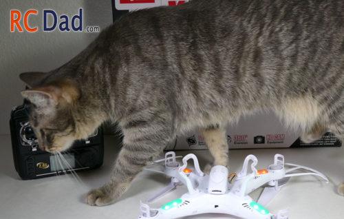 syma x5c quadcopter drone