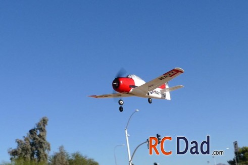 t-28 trojan rc airplane