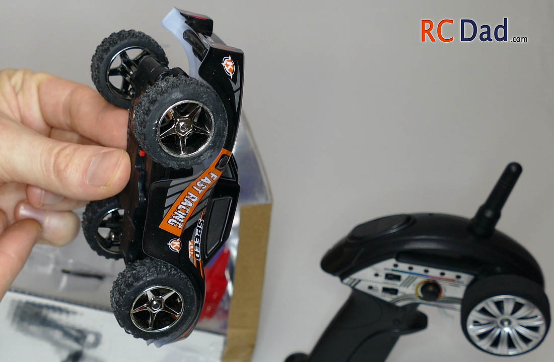 tiny rc truck