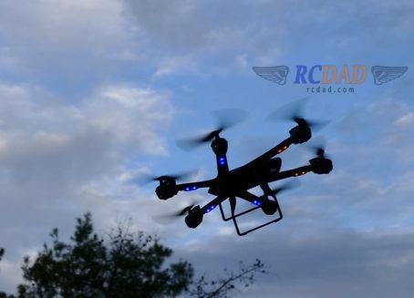 MJX X600 toy drone