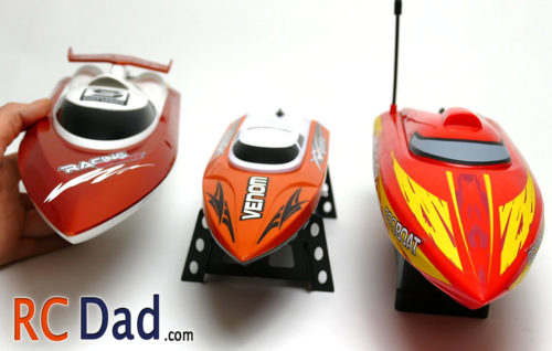 toy rc boats
