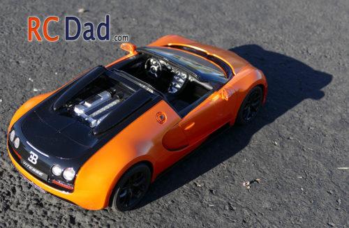 toy rc car