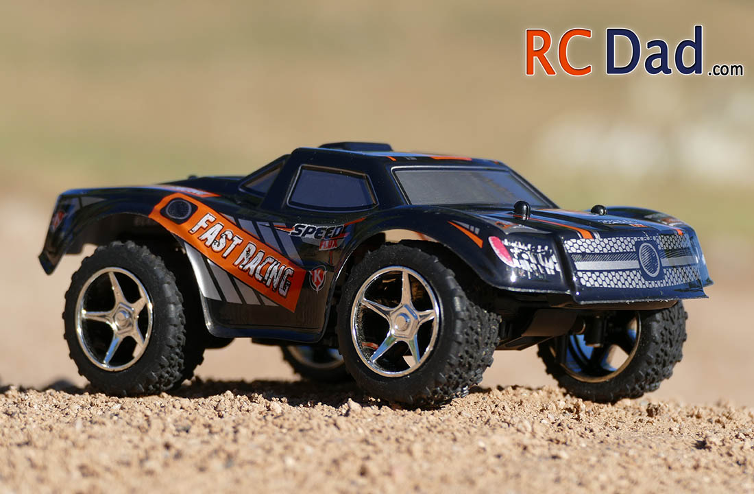toy rc truck
