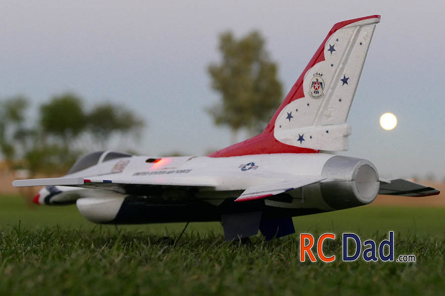 F 16 Rc Plane Ultra Micro Ducted Fan Jet Rcdad Com