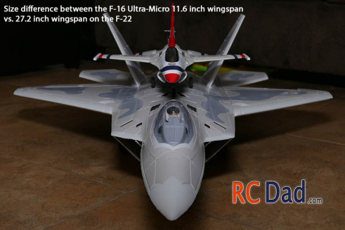 ultra micro rc plane