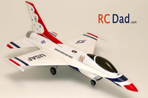 umx f-16 rc plane