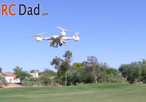 x400w quadcopter
